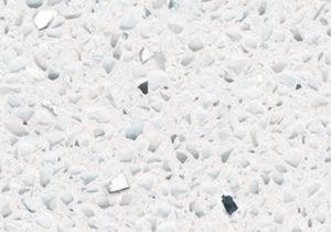 blaty z konglomeratu kolor starlight white
