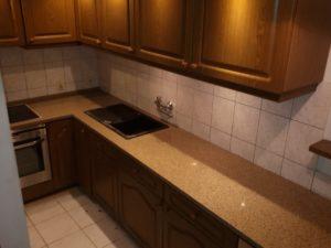 blaty kuchenne z konglomeratu Taurus Gold