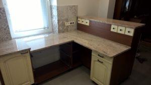 blaty kuchenne z granitu Astoria Gold