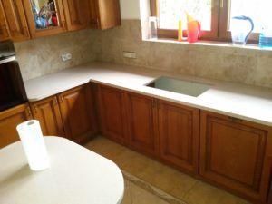 blaty kuchenne z konglomeratu Sonora